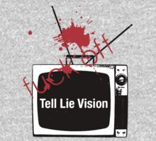 "Tell Lie Vision ""F version"" by derP"
