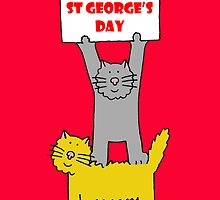 St George's Day. by KateTaylor