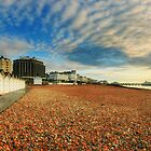 Good Morning Eastbourne by Michael Baldwin