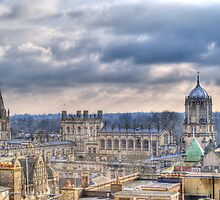 Christ Church Oxford by Chris Day