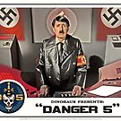 "Danger 5 Lobby Card #5 - ""Ich comme Mutti"" by dinostore"