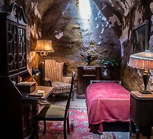 Al Capone's Cell by ishootiso640