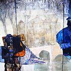Graffiti blue by VintagePT