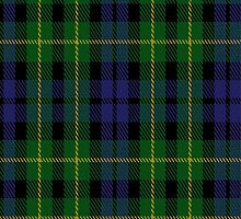 01877 Campbell of Breadalbane #3 Clan/Family Tartan Fabric Print Iphone Case by Detnecs2013