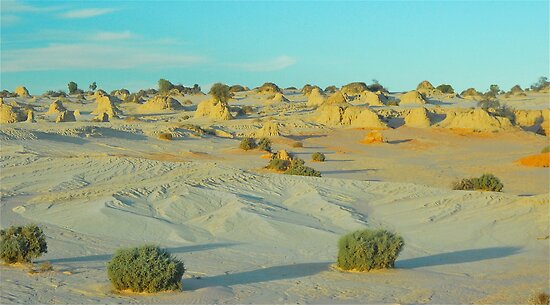 Mungo Formations by Penny Smith