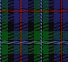 01878 Campbell of Cawdor Clan/Family Tartan Fabric Print Iphone Case by Detnecs2013