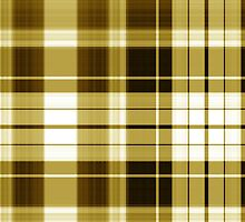 The Plaid Background - Yellow by LividRhythm