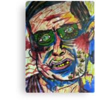 Stephen Hawking Metal Print