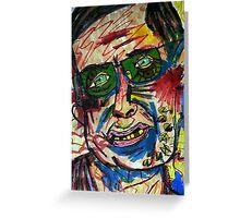 Stephen Hawking Greeting Card
