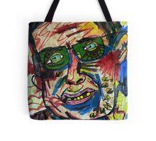 Stephen Hawking Tote Bag