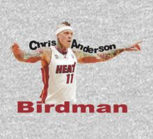 Chris Birdman Anderson by DarcyRoss18