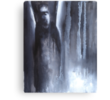 Nocturn 21: One was My Number Canvas Print