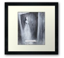 Nocturn 8: the Daughter of the House Framed Print