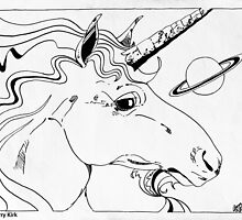 'UNICORN DREAM'  by Jerry Kirk