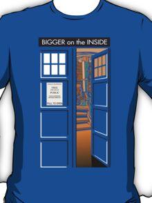 Bigger on the inside T-Shirt