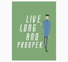 Mr Spock Design by Max Wylde