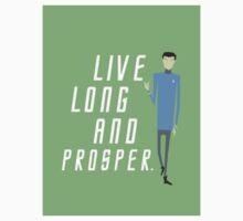 Mr Spock Design by Max Wylde