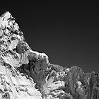 Kala Patthar Mountain, Nepal by lanesloo