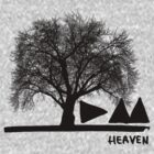 Depeche Mode : Heaven - 2 - Black by Luc Lambert