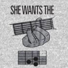 she wants the D by hazzaclothing