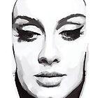 Adele by agann