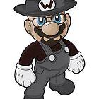 Walter White - Mario by stylishtech