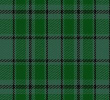 01891 Campbell Simpson (Dalgliesh) Tartan Fabric Print Iphone Case by Detnecs2013