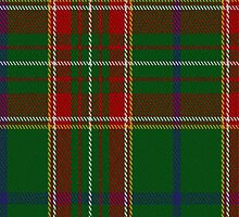 01900 Canadian Caledonian District Tartan Fabric Print Iphone Case by Detnecs2013