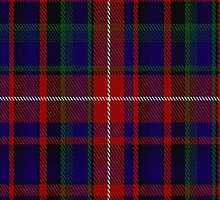 01903 Canadian Confederation Commemorative Tartan Fabric Print Iphone Case by Detnecs2013