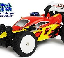 RC Buggy combustion NB16 by berrymartin