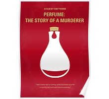 No194 My Perfume The Story of a Murderer minimal movie poster Poster