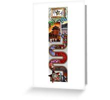 GRID GALLERY 5  Greeting Card