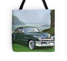 1949 Cadillac 6107 Sedanette III Tote Bag