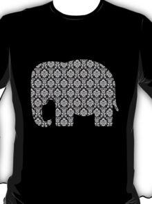 Damask Elephant T-Shirt