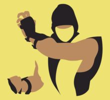 Mortal Kombat Ninja by carnivean