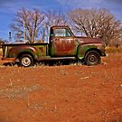 1954 Chevrolet pickup - Ft Sumner NM by Ralf372