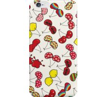 Cheeky Cherries Pattern iPhone Case/Skin
