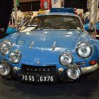Alpine A110 7855 GX 76 by Willie Jackson