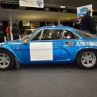 Alpine Renault A110 2338 GW 76 by Willie Jackson