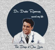 Dr. Drake Ramoray Saved My Life by talkpiece