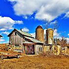 Rural History by EBArt
