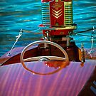Antique Mercury Boat Motor by Nazareth