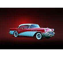 1955 Buick Century Photographic Print