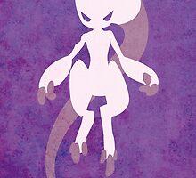 Mega Mewtwo by jehuty23