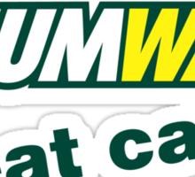 Shumway Logo Sticker
