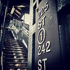 225th Street, N.Y.C by Noemad