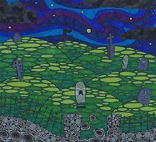 Graveyard Night by Joshessel