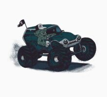 Monster Truckin' Kids Clothes