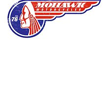 Mohawk Motocycles by superiorgraphix