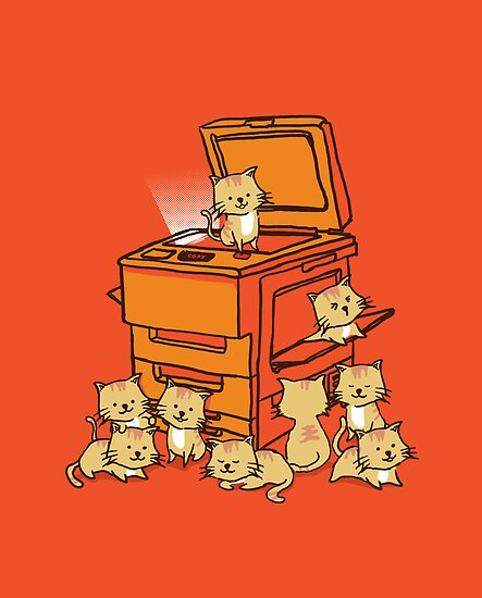 The original Copycat by Budi Satria Kwan